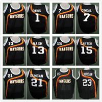 f6da29c6 NCAA Cheap Baron Davis #1 Jersey Mens green Stitched Basketball jerseys. US  $15.36 / Piece. New Arrival