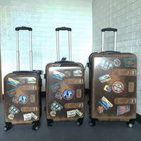 "TRAVEL TALE 20"" 24"" 28"" inch pcs trolley suitca..."