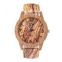 2020 Hot Vente Horloge Relogio en bois en cuir de Montre en bois de Montre Homme Montre Homme Homme Homme masculino