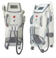 Профессиональное удаление волос лазера ELIGHT OPT SHR постоянное подмолаживание кожи IPL пигментация васкулярная машина удаления угорь CE DHL