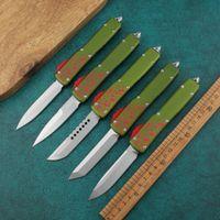 MT EDC cuchillo de hoja de gama alta CNC cuchillo de acción simple de doble efecto flip bolsillo cuchillo plegable multifunción filete de pescado herramienta