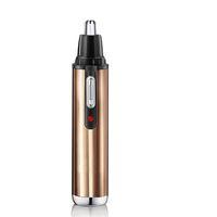 High Grade Elektro-Handgriffe Edelstahl Sicherheits-Rasiermesser-Rasierapparat-Satz, für Unisex-Ladekabel Nasen-Trimmer / Rasieren