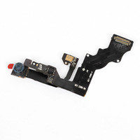 50pcs petite caméra face avant pour iPhone 6 6S plus câble Flex avec microphone de capteur de proximité légère
