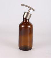 28/400 무지개 모양 액체 비누 분배기 녹 증거 아연 합금 및 304 스테인리스 황동 구리 모래 니켈 크롬 HY-08
