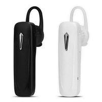 M163 Wireless Bluetooth Stereo Headset Auricolare mini senza fili bluetooth handfree Per iphone 7 8 x samsung telefono Android con scatola