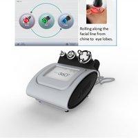 휴대용 LED 무선 주파수 분수 RF 기계 RollRF360 주름 제거 장치 RF 피부 리프팅 아름다움 장비