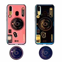 For iphone xs xr phone case Creative Camera style phone case...