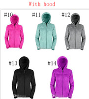 Winter Female Fleece Osito Jackets, Pink Ribbon Warm For Wom...