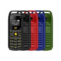 Super Mini 0,66 Zoll 2G Handy B25 drahtloser Bluetooth Kopfhörer Hand frei Headset entsperrt Handy Dual-SIM-Karte