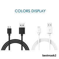 cables de carga cable USB de alta velocidad Micro USB Tipo de cable C Powerline 1M 2M 3M 1,5M Cables de teléfono celular