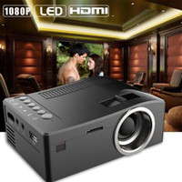 Cheap wholesale UC18 Portable Video Projector Pocket Project...