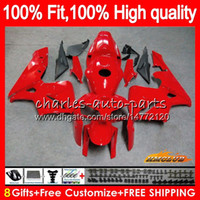 Injection mold For HONDA CBR600RR factory red new CBR600 RR ...