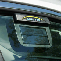 عالية الجودة للسيارات سيارة مروحة الهواء الأسود الطاقة الشمسية تنفيس نظام المشعاع كول تنقية نافذة السيارة مراوح التبريد التهوية C L0L8