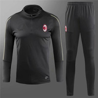 best PlATEK SUSO long sleve training suit 18 19 soccer jacke...