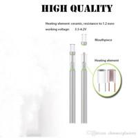 يمكن التخلص منها VAP أقلام BUD D1 كيت المرذاذ القلم 0.5ML خراطيش خزان الزجاج 310mAh بطارية 150-200 نفث 1.6MM ثقب E السجائر بخار