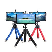 GOPRO 8 7 5 카메라 아이폰 삼성 샤오 미 화웨이 휴대폰 스마트 폰 삼각대 미니 유연한 스폰지 문어 삼각대