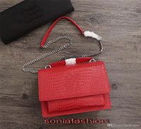 New hot sell fashion woman bag designer genuine leather made...
