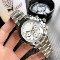 Luxury Men' s Top Quality Chronograph Watch Vintage Perp...