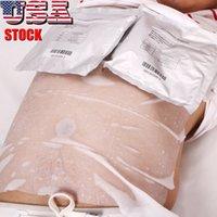 10pcs Anti-Freeze Zarlar Vücut Şekillendirme Soğuk Vücut Zayıflama Zayıflama Makinası ABD Stok Güzellik Ekipmanları Parçaları