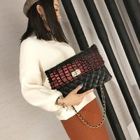 Envelope Clutch Evenning bags Shoulder Cross body Purse Fash...