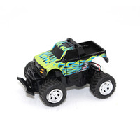 RC Car Off- road 1: 58 4CH RC Cars Off- road Vehicles Toys Remo...