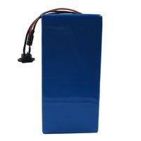 5000W 72V 50Ah Lithium-Batteriepack 72 V EBIKE-Dreirad-Rollstuhl-Batterie 35e-Zelle 100A BMS und 84V 4A-Ladegerät Kostenlose Steuern
