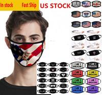 Tasarımcı Maske Anti Toz Siyah Hayatlar Matter yapamam nefes Bisiklet Karikatür Pamuk Bayrak Trump Yıkanabilir Tekrar Kullanılabilir Bez maskeler