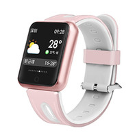 P68 38mm Smart Watch Bracelet IP68 Waterproof Smartwatch Sta...