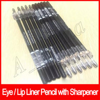 Famous Eye makeup Eye Lip Liner Pencil With Pencil Sharpener...