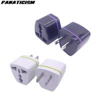 Fanaticism Qualitäts-CER ROHS Universal-UK AU EU-US-Stecker-Adapter-Konverter USA Spielraum Wechselstrom-Stromstecker Adaptador