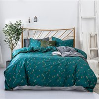 Yimeis Cotton Bedding Set Printing King Size Bedding Set Mod...