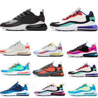 2020 New arrival react men running shoes BAUHAUS HYPER JADE Orange grey OPTICAL fashion mens trainer breathable sports sneakers size 36-45