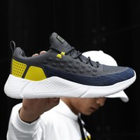 New Mens Mesh Breathable Sneakers Fashion Designer Men Casua...