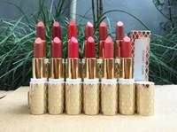 Envío gratis ePacket Nuevo Maquillaje Labios 3.5g Xoxo Mate Lápiz Labial! 12 Colores Diferentes