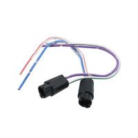 10 stks T10 W5W T5 Hard Sclerosal Lamp Houder Adapters Kabel LED Lamp Connector Socket Wig Base Gloeilamp Plug