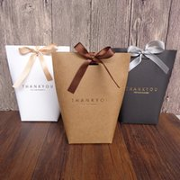 Thank You packing box exquisite paper bag large capacity gif...