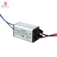 LED 드라이버 4-7W IP65 방수 옥외 변압기 AC85-265V 전원 공급 장치 DC24-35V 높은 품질 2 년 보증 왕조 빛 무료 배송
