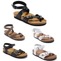 Yara Mayari Arizona 2019 Venta caliente verano Hombres Mujeres sandalias planas Zapatillas de corcho unisex zapatos casuales imprimir