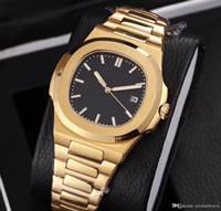 Автоматическое оборудование 40 мм часы автоматические часы модель сапфировое стекло часы 18 k золото нержавеющая сталь часы