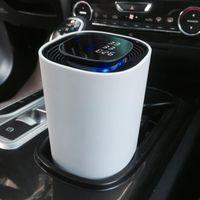 Easycare Интеллектуальный Очиститель Воздуха Для Автомобиля Дома Отрицательный Анион Очистки Воздуха Жест Управления Воздухоочиститель Освежитель