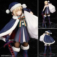NEW hot 23cm Fate stay night Saber Arturia Pendragon Christm...