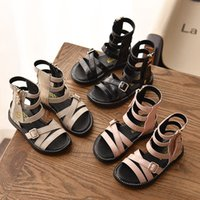 New Baby girls sandals 2019 summer Fashion Kids princess san...