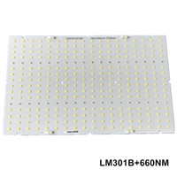 Samsung QB288 V2 Board LM301B 3000K / 3500K / 4000K PCB مجلس مزيج 660nm