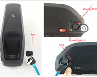 Китай ebike HAILONG литиевая батарея 48v 11ah литий-ионный велосипед 850w HaiLong батарея № 1 для электрического разряда велосипеда 20A и 2A зарядное устройство