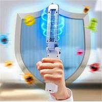 DH Best-seller 10000 Desinfecção UV Luzes Handheld Mini Anti-Mite Lâmpada de Esterilização Viagem UV-C Lanterna Lanterna Casa de hóspedes Pet