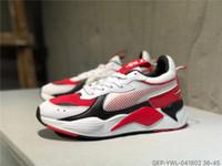 Marke PM Mens Designer Sneakers PM rs-x QEP-YWL Transformatoren Opa Schuhe FK Mesh Atmungsaktive Frauen Laufschuhe Trainer Herren Sportschuhe