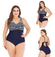 tOP großer Frauen-Damen-Mädchen-Frauen großes Fett und schlank gedruckt sexy ein Stück flachen Winkel Rock Bademoden yakuda flexible stilvolle Bikini Sets