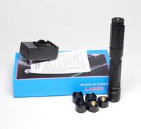 Новая высокая мощность 450 нм м2 синие лазерные указатели Pen Classiv Регулируемая фокус лазеров 5 шаблон адаптер зарядное устройство коробка EPANCET бесплатная доставка