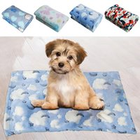 Pet Soft Warm Blanket Fashion Dog Cat Bed Winter Cotton Slee...
