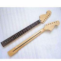 Pescoço da guitarra do bordo de 22 fricções com o Fingerboard do jacarandá para o Telecaster Tele do pára-choque tele p6